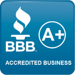 bbb A+ rating icon logo
