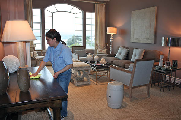 spotless cleaning services housekeeping